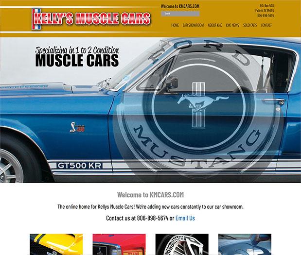 Kellys Muscle Cars