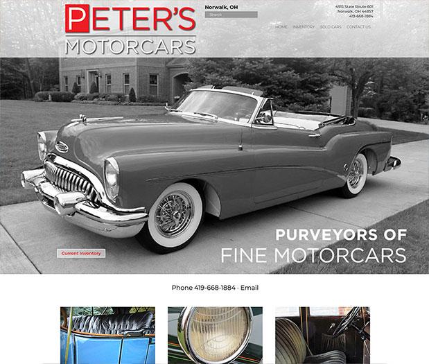 Peters Motorcars