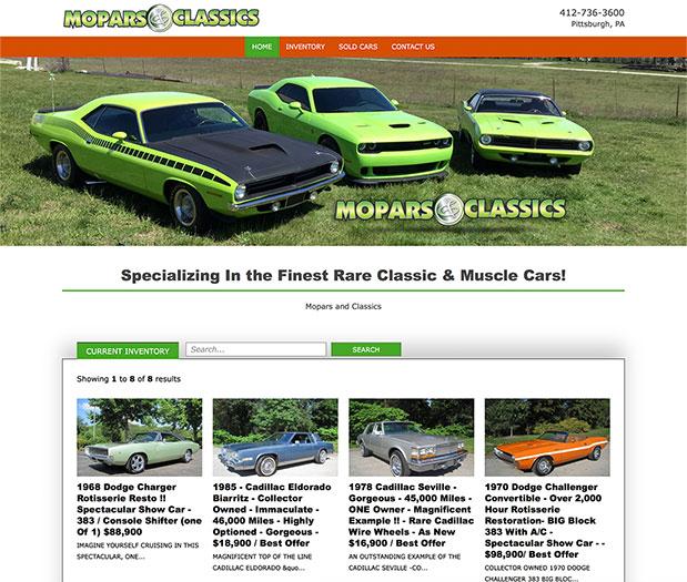 Mopars & Classics