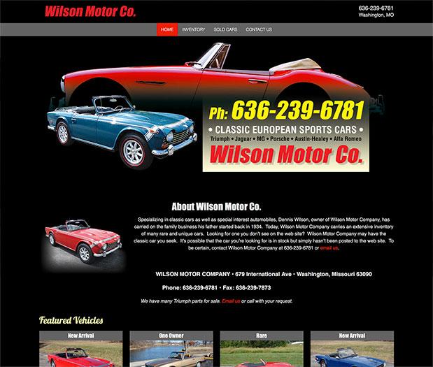 Wilson Motor Co.